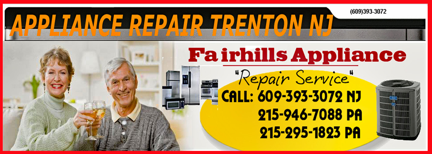appliance repair trenton nj